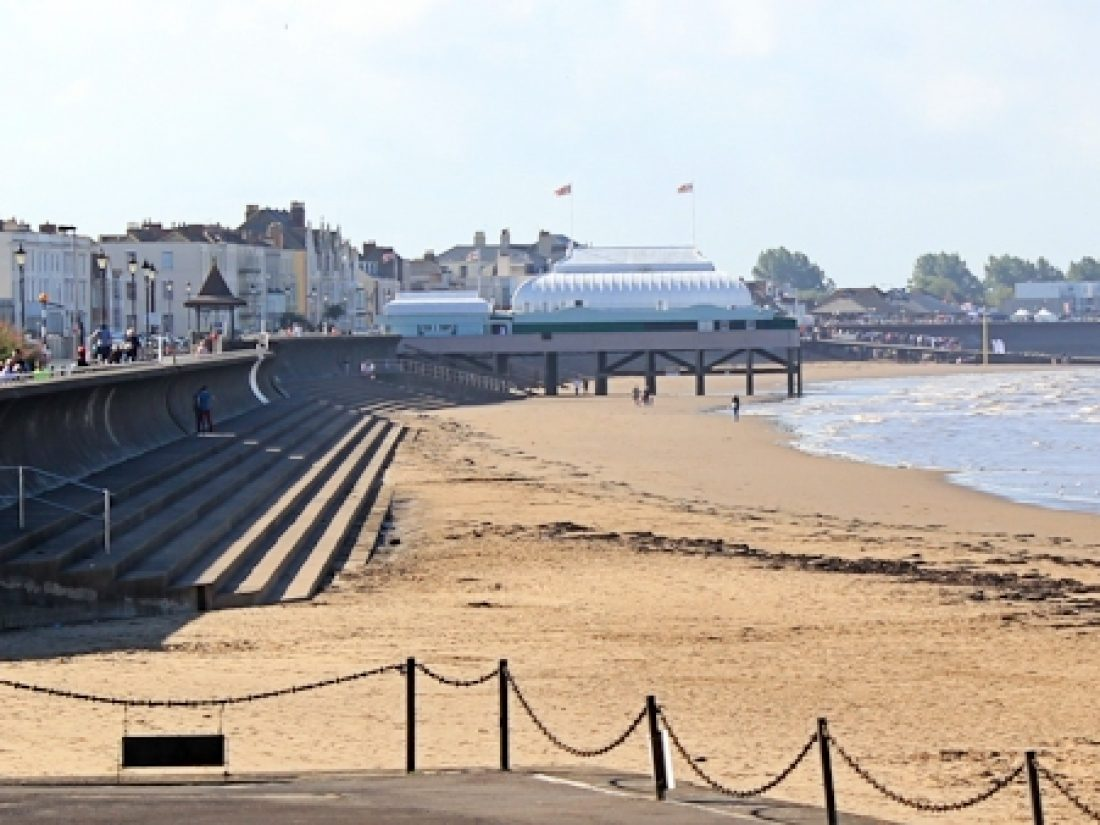burnham beach